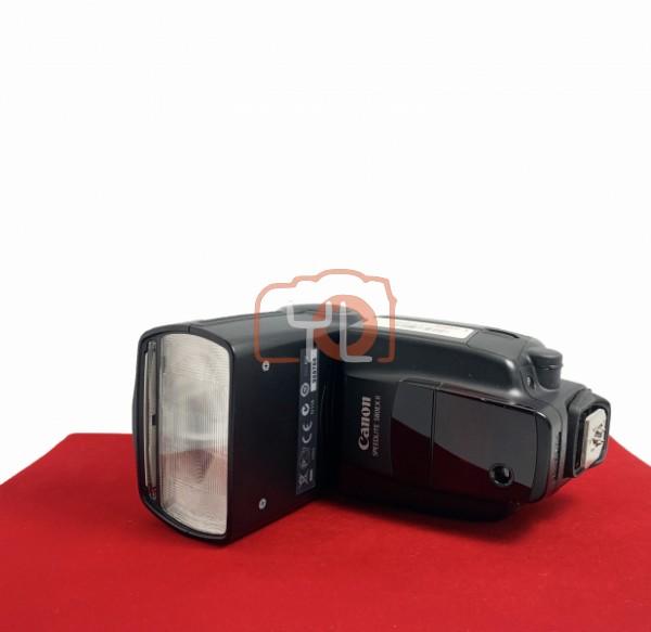 [USED-PJ33] Canon 580EX II Speedlite,90% Like New Condition (S/N:955765)