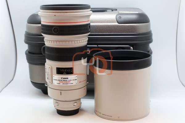 [USED-PUDU] CANON 300MM F2.8 L EF IS USM 95%LIKE NEW CONDITION SN