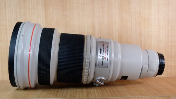 (USED YL LOW YAT)-CANON EF 400MM F2.8 L II USM Lens,90% Condition Like New,S/N:11995