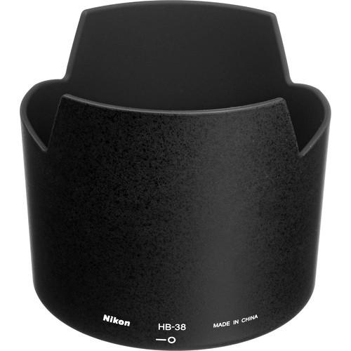 Nikon HB-38 Lens Hood for Micro-Nikkor 105mm F2.8G ED-IF AF-S VR Lens