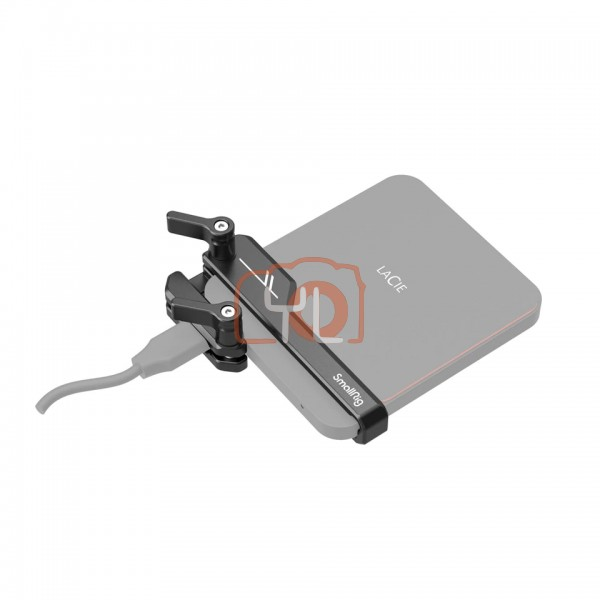 SmallRig 2799 Mount for LaCie Portable SSD