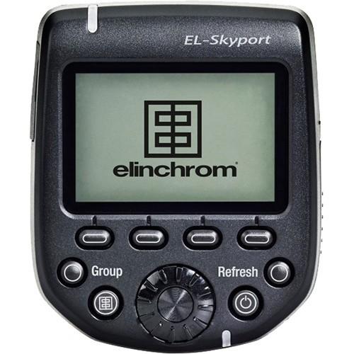 Elinchrom EL19371 EL-Skyport Transmitter Pro for Sony