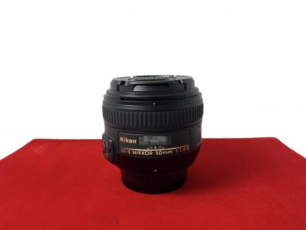 [USED-PJ33] Nikon 50MM F1.4 G AFS, 90% Like New Condition (S/N:761518)