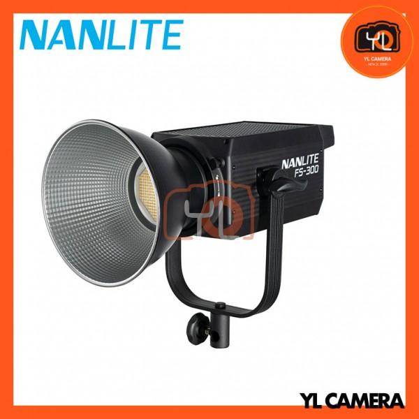 NanLite FS-300 5600K AC LED Monolight
