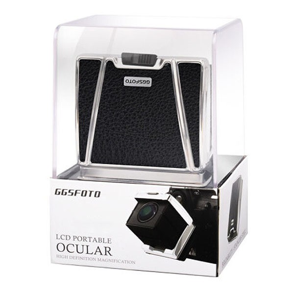 GGSFOTO MJ-ND850 LCD Ocular viewfinder Fro D850