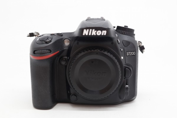 [USED-PUDU] Nikon D7200 BODY 90%LIKE NEW CONDITION SN:2021966