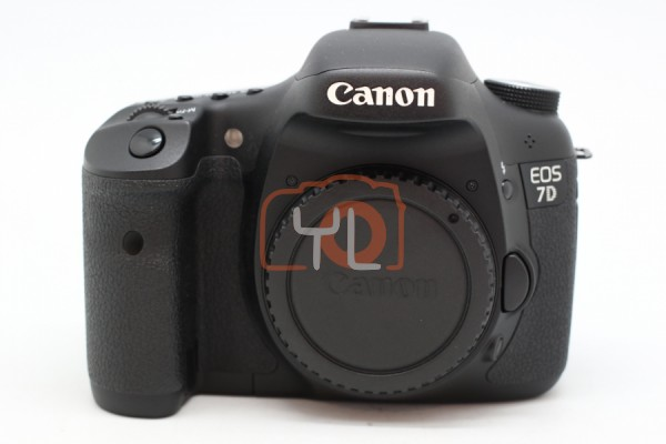 [USED-PUDU] CANON EOS 7D CAMERA BODY 90% LIKE NEW CONDITION SN:4281602048