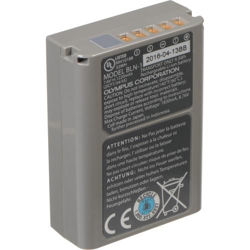 Olympus BLN-1 Battery Pack (For E-M5 Mark II)