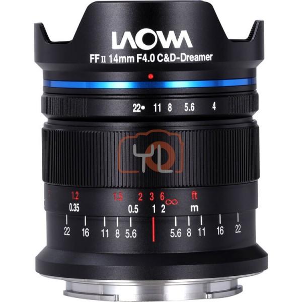 Laowa 14mm F4 FF RL Zero-D (Leica L/Panasonic L-Mount)