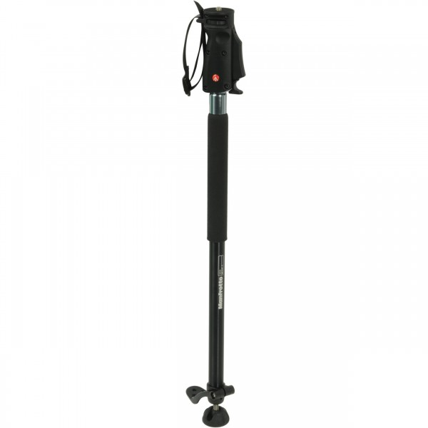 Manfrotto 685B NeoTec Pro Photo Monopod with Safety Lock