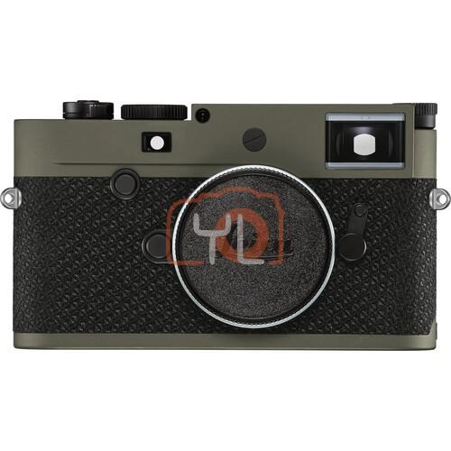 Leica M10-P Digital Rangefinder Camera - Reporter (20041)