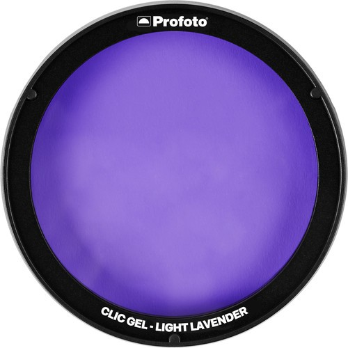 (PREORDER) Profoto Clic Gel Light Lavender