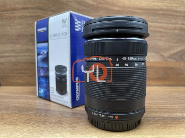 [USED @ YL LOW YAT]-Olympus 40-150mm F4-5.6 R ED M.Zuiko Lens [Black],98% Condition Like New,S/N:ABJ310775