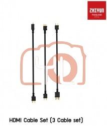 Zhiyun HDMI Cable Set