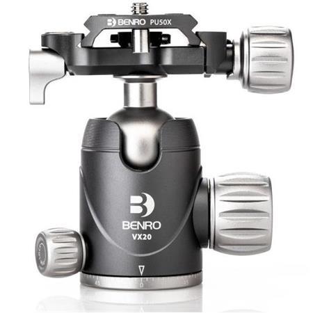 Benro VX20 Two Series Arca-Swiss Style Aluminum Ballhead