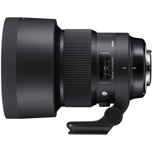(Special Offer) Sigma 105mm F1.4 DG HSM Art Lens (Canon EF)