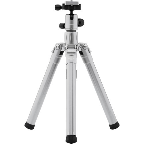 (SPECIAL DEAL) Mefoto RoadTrip Air Travel Tripod (Titanium) RTAIRTTN