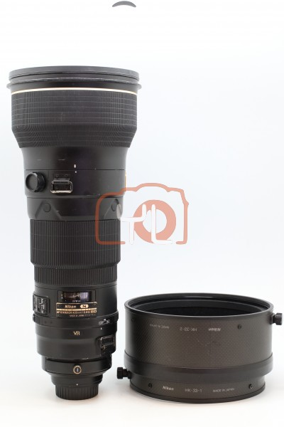 [USED-PUDU] NIKON 400MM F2.8G AFS N VR ED 80%LIKE NEW CONDITION SN:200214
