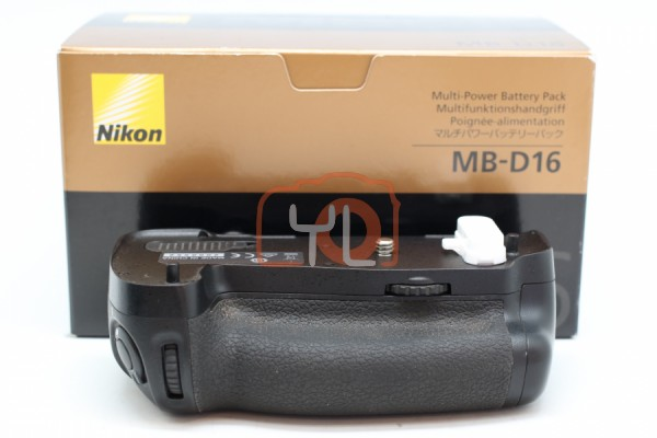 [USED-PUDU] Nikon MB-D16 Battery Grip 95%LIKE NEW CONDITION SN:2000552