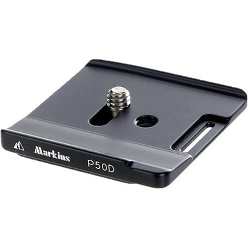 Markins P50D Camera Plate for Canon 50D Body