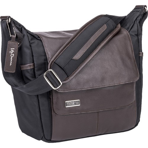 (SPECIAL DEAL) Think Tank Photo Lily Deanne Lucido Premium-Quality Camera Bag (Chestnut)