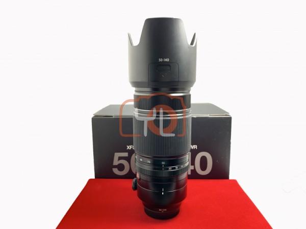 [USED-PJ33] Fujifilm 50-140mm F2.8 R XF LM OIS WR, 90% Like New Condition (S/N:55A01984)
