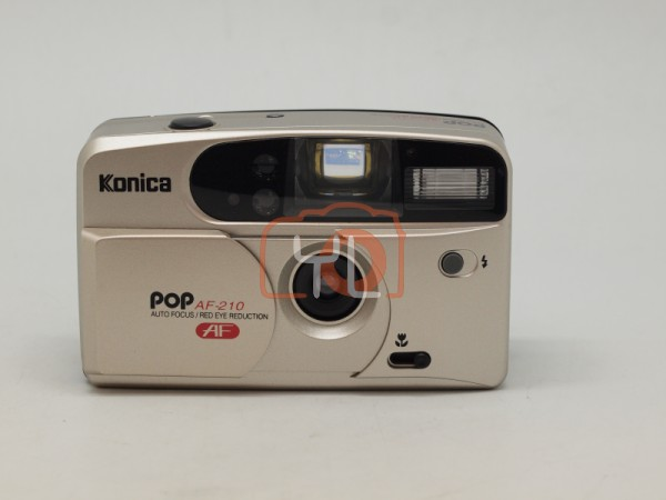 Konica POP AF-210 Film Camera