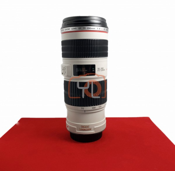[USED-PJ33] Canon 70-200MM F4 EF L IS USM , 90% Like New Condition (S/N:479053)