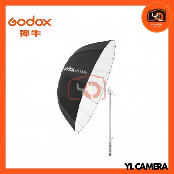 (New Product) Godox UB-130W Parabolic Umbrella (white)