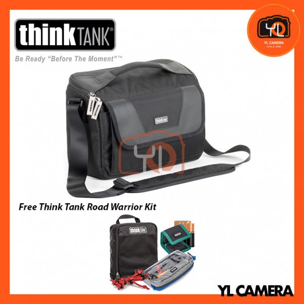 Think Tank Photo StoryTeller 8 Shoulder Bag ( Free Think Tank Road Warrior Kit )