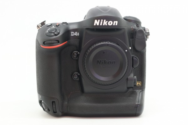 [USED-PUDU] NIKON D4S BODY CAMERA 90%LIKE NEW CONDITION SN:2014499