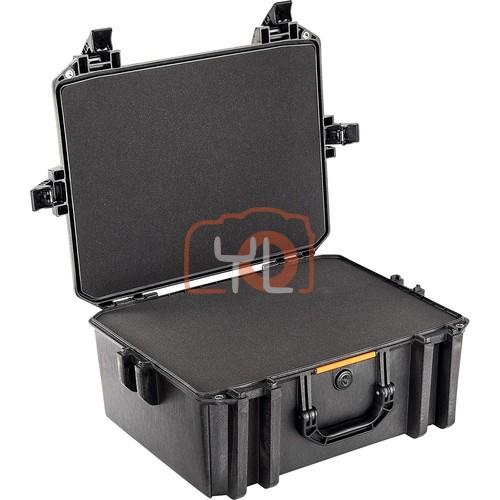 Pelican Vault V550 Standard Equipment Case with Foam (Black)