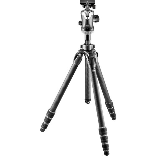 Gitzo GK2542-82QD Mountaineer Series 2 Carbon Fiber Tripod with Center Ball Head