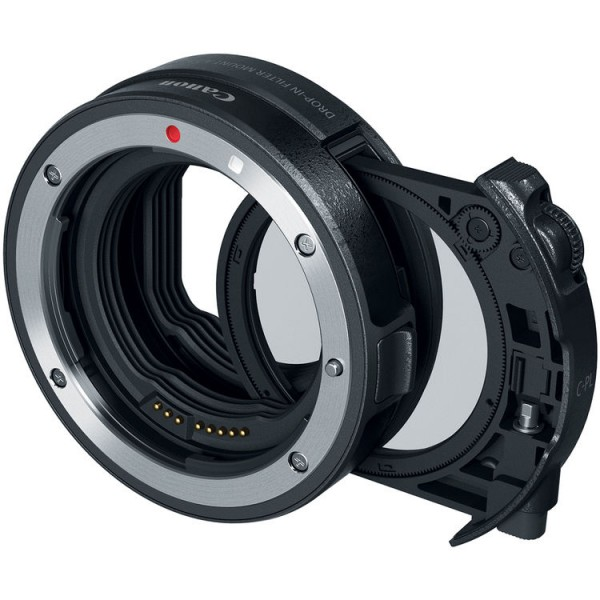 (Pre-Order) Canon CPL Drop-In Filter Mount EF - EOS R Lens Mount Adapter For Canon RF