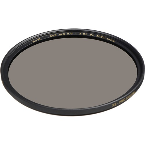 B+W 62mm XS-Pro MRC-Nano 803 ND 0.9 Filter (3-Stop)