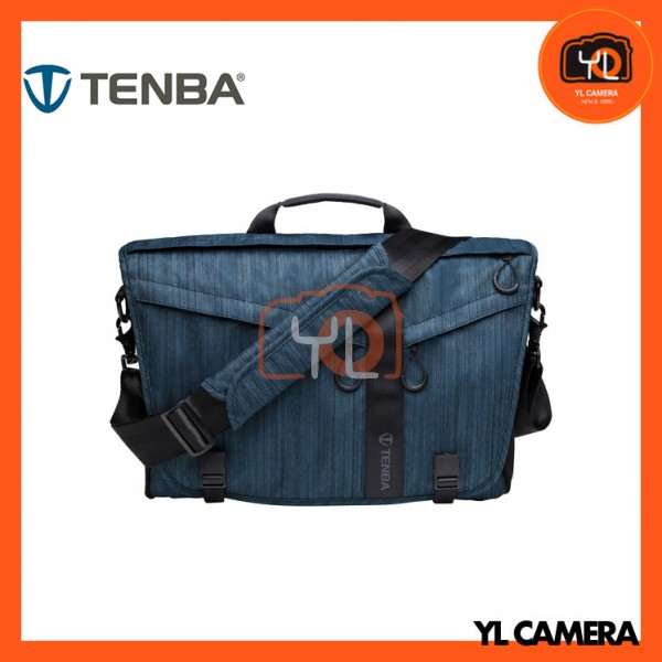 Tenba DNA 15 Slim Messenger Bag (Cobalt)