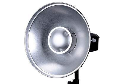 Godox BDR-S550 Beauty Dish Reflector White Bounce 55cm Bowens mount