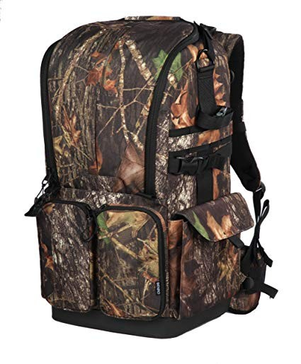 (SPECIAL DEAL) Benro Falcon 400 Backpack for Camera - Camouflage