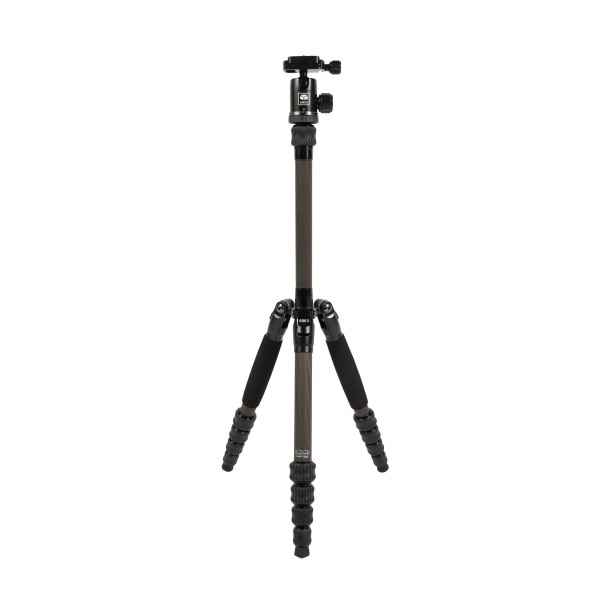 Sirui Traveler 5C Tripod Kit W/ 3T-35 Ball Head (Carbon Fibre)