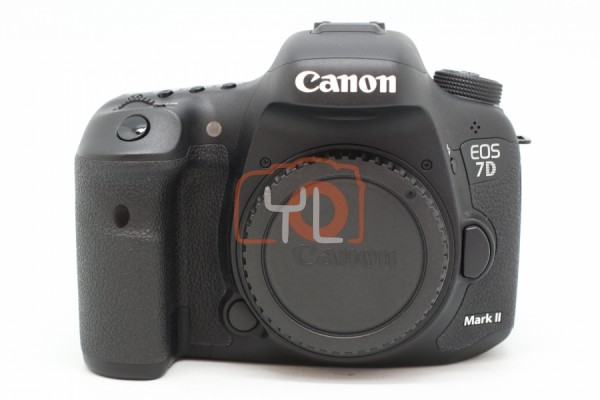 [USED-PUDU] CANON EOS 7D MARK II CAMERA 98%LIKE NEW CONDITION SN:021021006460