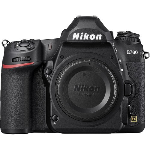 Nikon D780 Full Frame DSLR (Free 32GB SD Card)