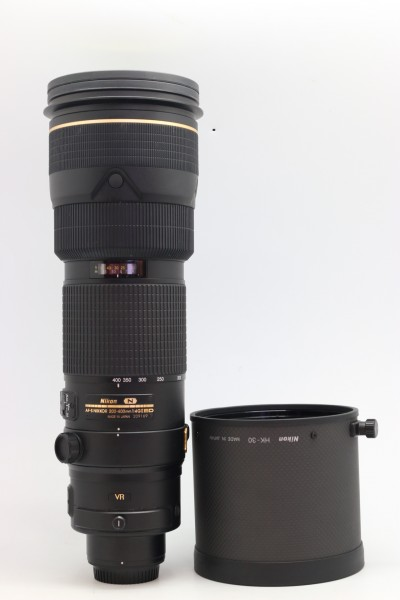 [USED-PUDU] NIKON 200-400MM F4G AFS VR II VR ED 95%LIKE NEW CONDITION SN:209169
