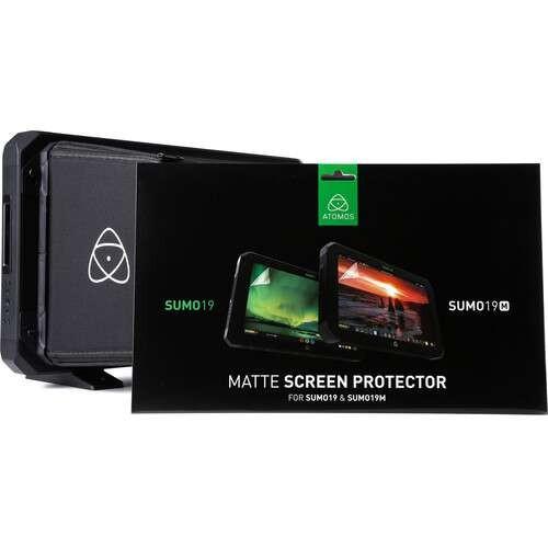 Atomos Anti-Glare LCD Screen Protector for Sumo 19