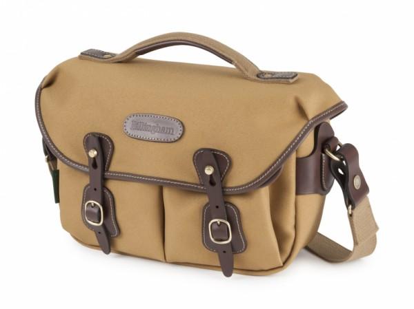 Billingham Hadley Small Pro Camera Bag (Khaki FibreNyte / Chocolate Leather)
