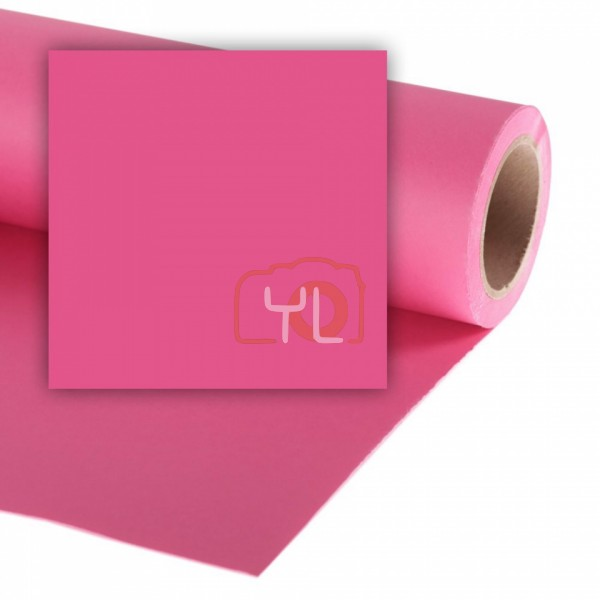 Colorama Paper Background 2,72 x 11m Rose Pink