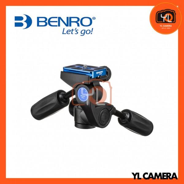 Benro HD1A 3-Way Panhead