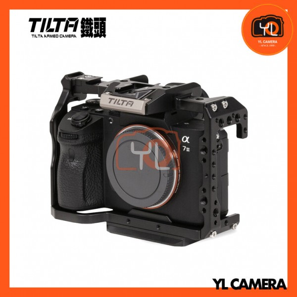 Tilta Full Camera Cage for Sony a7/a9 Series (Black)