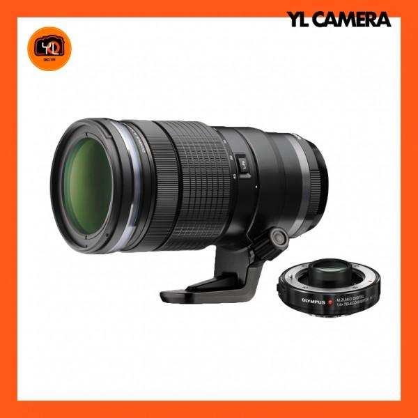 (Promotion) Olympus 40-150mm F2.8 PRO W/ MC-14 1.4x Teleconverter