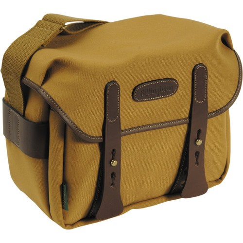 (Promotion) Billingham F/Stop 2.8 Camera Bag (Khaki/Fibernyte Chocolatr)