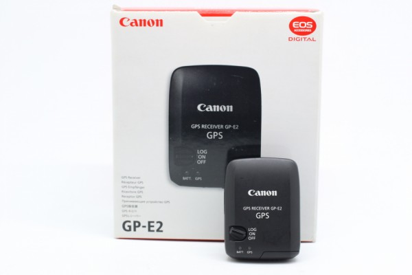 [USED-PUDU] Canon GP-E2 GPS 90%LIKE NEW CONDITION SN:0210101522
